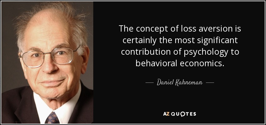 Trading And Loss Aversion